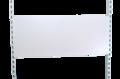 Achterwand dicht 66,5cm breed
