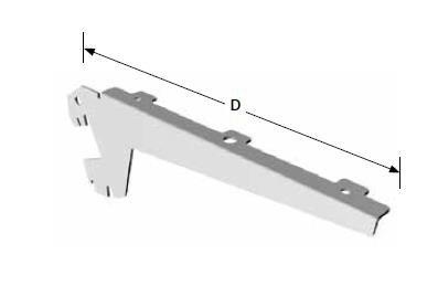 Schapdragers 47cm glas/hout per set van 2 stuks